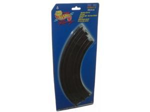 Tyco Hot Wheels Electric Racing 22.5mm Curve Track 2 Pack