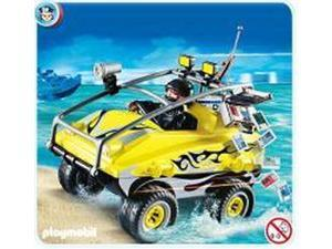 Robbers Amphibious Vehicle