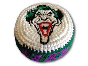 The Joker Batman Dc Comics Hacky Sack Knit Bag