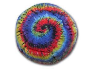 Tye Dyed Pannel Hacky Sack Kick Bag
