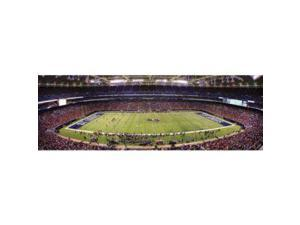 St. Louis Rams Nfl Panoramic Stadium 1000 Piece Puzzle