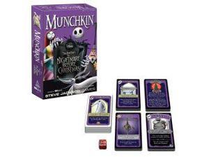 Munchkin Nightmare Before Christmas Disney Collectible Card Game