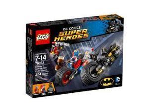 Batman Gotham City Cycle Chase Super Heroes