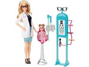 Barbie Eye Doctor Doll