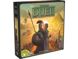 7 Wonders Duel Card Game For 2 Players