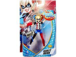 Harley Quinn With Mallet Super Hero Girls Doll