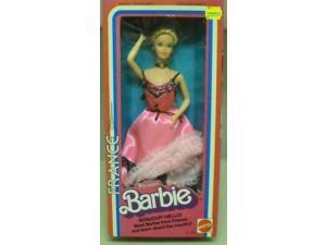 Parision Barbie From France