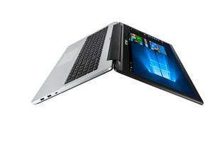 "Asus Transformer Book Flip TP550LA 15.6"" 2-in-1 Laptop: Core i5-5200U, 4GB RAM, 500GB HD, Windows 10"