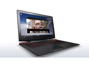 "Lenovo Ideapad Y700 15.6"" Laptop: Core i7-6700HQ, 15.6in UHD 4K IPS Display, 1TB HDD+128GB SSD, 16GB RAM, Nvidia GTX 960M 4GB"