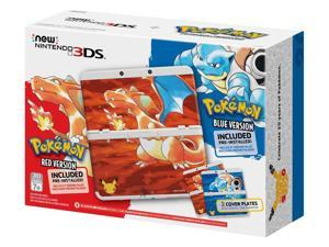 Nintendo Pokemon 20th Anniversary Nintendo 3DS