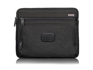 TUMI Slim Tablet Cover for Surface Pro 3 or 4, Black, Ballistic Nylon
