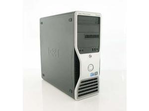 Dell Precision T5500 Workstation 1x X5650 Six Core 2.67Ghz 4GB 500GB 2TB DVDRW Q4000 875W Win 7 Pro