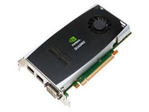 Nvidia Quadro FX 1800 768MB 192-bit GDDR3 Standard Height Workstation Video Card