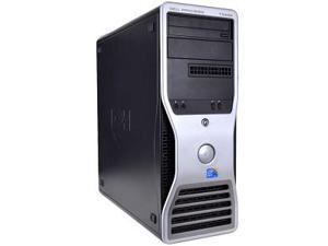 Dell Precision T3500 Workstation 1x X5570 Quad Core 2.93Ghz 24GB 2x 1TB DVDRW Q4000 Win 7 Pro