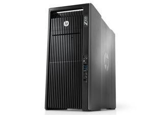 HP Z820 Workstation 2x E5-2670 Eight Core 2.6Ghz 64GB 512GB SSD DVDRW Quadro 4000 850W Win 7 Pro