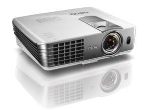 BenQ HT1085ST 3D DLP HD 1080P Short Throw Home Theater Projector Golf Simulator 2200 Lumens