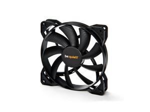 be quiet! PURE WINGS 2 140mm Max.1000RPM 61CFM 18.8dB(A) Cooling Fan