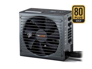 be quiet! STRAIGHT POWER 10 500W ATX 12V 80 Plus Gold Modular Power Supply SilentWings 3 Fan Ultra Silent