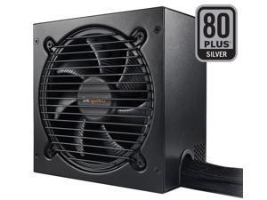 be quiet! PURE POWER 9 600W ATX 12V 80 Plus Silver SLI/CrossFireX Power Supply Exclusive 120mm Fan