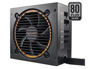 be quiet! PURE POWER 9-CM 500W ATX 12V 80 Plus Silver Power Supply Exclusive 120mm Fan