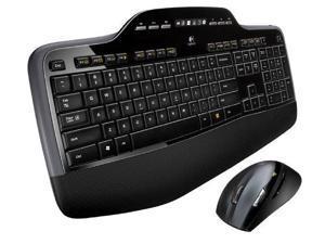 Logitech Wireless Desktop MK700 Keyboard and Laser Mouse