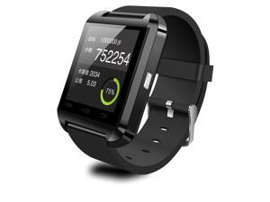 KIKI Electronic Bluetooth Smart Wrist Watch for Smart Phones