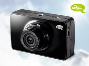 QQLinx Owl Eye Full HD 1080P Night Vision Car Dash Cam (8GB Memory Card Included)