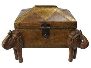 Union Export House- Haathi Mahal Chest (MSRP:$175)