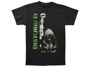 Disturbed Men's Up Yer Fist T-shirt X-Large Black