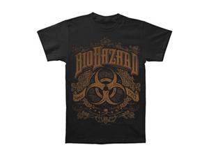 Biohazard Men's Since 1987 T-shirt X-Large Black
