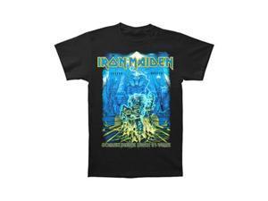 Iron Maiden Men's SBIT Mummy T-shirt X-Large Black