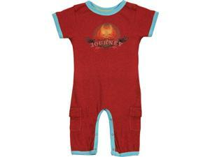 Journey Baby Boys' Romper 12 - 18 Months Red