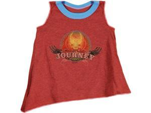 Journey Baby Boys' Tank Top 3 - 6 Months Red