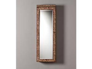 Namibia Lighted Jewelry Mirror - Leopard
