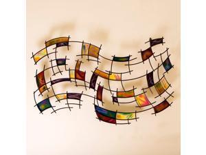 Ecuador Abstract Wall Art