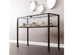 Kai Terrarium Display Console Table
