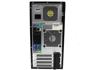 Dell OptiPlex 990 Mini Tower Desktop Quad Core i5-2400 3.10GHz 8GB DDR3 RAM 1TB HD DVD-RW Windows 7 Professional 64-Bit