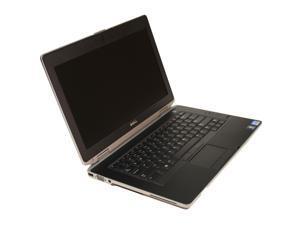 "Dell Latitude E6430 14"" LED Laptop Intel 3rd Gen Core i5 2.60 GHz Mobile CPU 8GB DDR3 RAM 320GB HD DVD-RW WiFi Bluetooth Microsoft Windows 7 Professional 64-Bit"