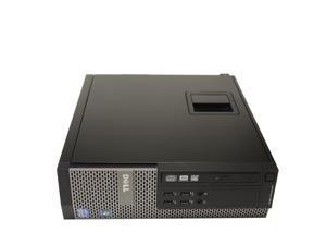 Dell OptiPlex 9010 SFF Desktop 3rd Gen Intel Core i5-3570 3.4GHz 8GB RAM 1TB HD DVD-RW Windows 7 Professional 64-Bit