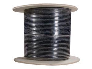 MONSTER CABLE CP CAT5E-BLK EZ1000 CAT-5E Cable, 1,000 ft (Black)