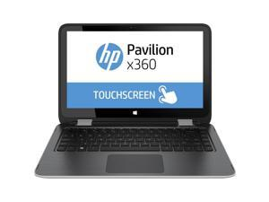 "HP Pavilion x360 13-a000 13-a040ca Tablet PC - 13.3"" - Wireless LAN - AMD A-Series A8-6410 2.40 GHz - Natural Silver"