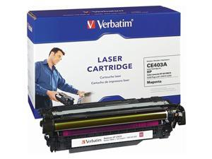 Verbatim Toner Cartridge - Remanufactured for HP (CE410A) - Black