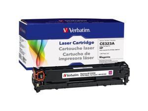 Verbatim Toner Cartridge - Remanufactured for HP (CE323A) - Magenta