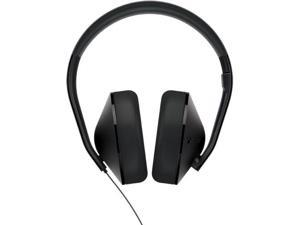Microsoft Xbox One Stereo Headset - Stereo - USB - Wired - 20 Hz - 20 kHz - Over-the-head - Binaural - Circumaural - Uni-directional Microphone