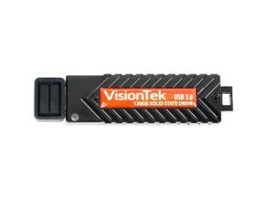 Visiontek 120 GB External Solid State Drive