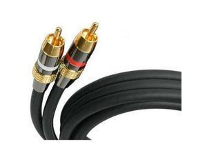 StarTech.com 50 ft Premium Stereo Audio Cable RCA - M/M