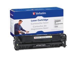 Verbatim Remanufactured Toner Cartridge Alternative For HP 304A (CC5362A)