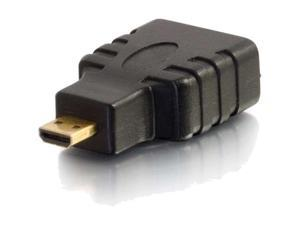 C2g Hdmi Female To Hdmi Micro Male Adapter Connect A Mobile Device To A Display Usin