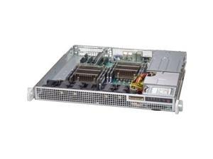Supermicro SuperChassis 514-R400C (No Paint)