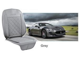 Viotek Tru-Comfort Climate Controlled Auto Seat Cushion with Heating & Cooling Control (Gray)